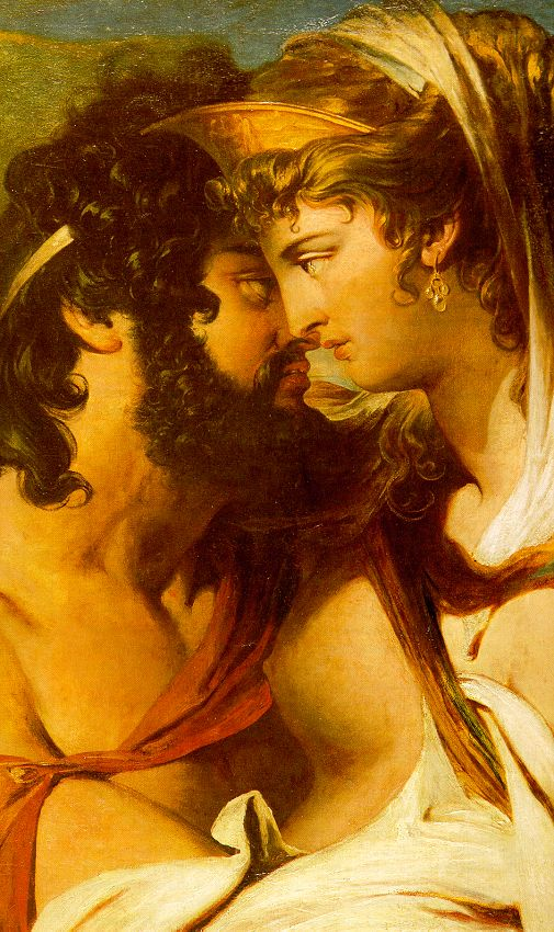 Zeus And Hera In Ancient Paradise Biblical Roots Of Certain Pagan