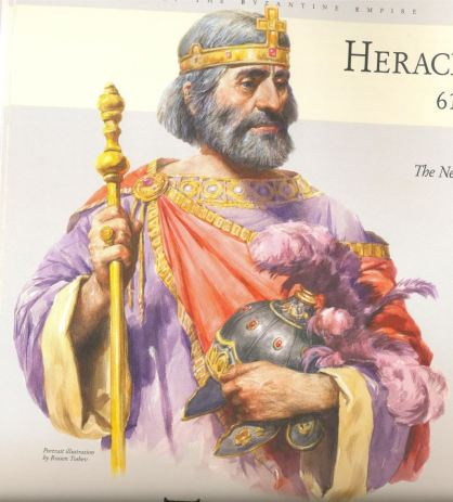 Image result for warrior king heraclius